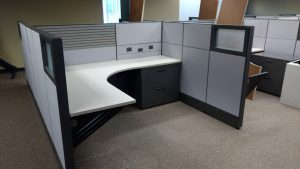 Used Office Cubicle