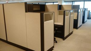 Steelcase Answer Cubicle