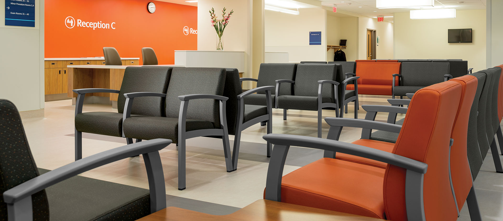 Healthcare Reception Furniture