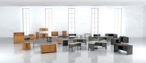 Rental office furniture