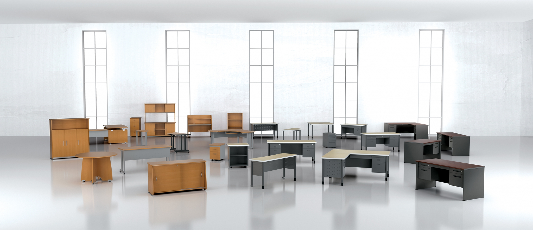 Rental office furniture