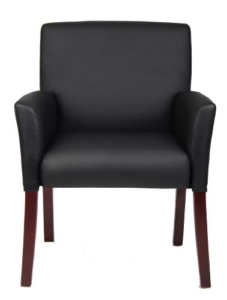 Black_Leather_Box_Chair