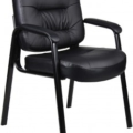 Mock_leather_side_chair