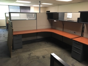 Used Cubicles Teknion