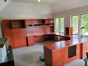 Gianni Executive Desk