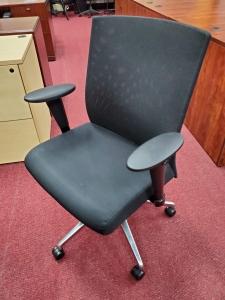 Stylex Black Mesh Chair