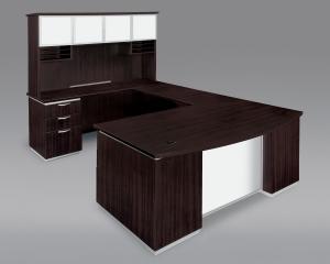 Flexsteel Pimlico Executive U Shape Desk