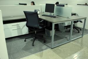 Global Princeton L Desk