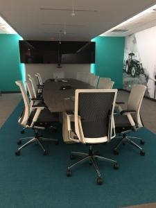 Global Zira Board Room Table