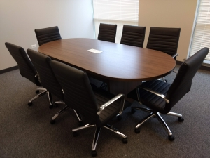Conference Table Set 8'