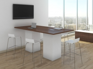 High Top Conference Table
