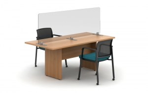 Conference Table Screen